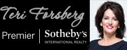 Teri  Forsberg - Premier Sotheby's International Realty Teri Forsberg, PA